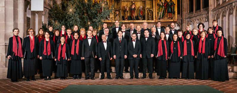A-Cappella-Konzert 23.12.2014